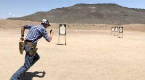 combat pistol training