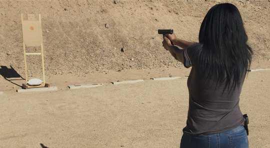 Handgun Basic Training
