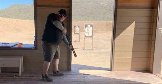 Defensive Shotgun Level 1
