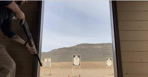 Close Quarters Defense Shotgun