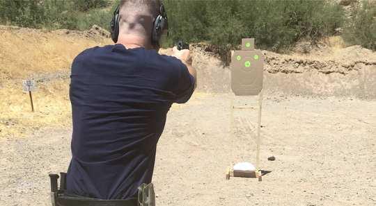 Tactical Handgun Application
