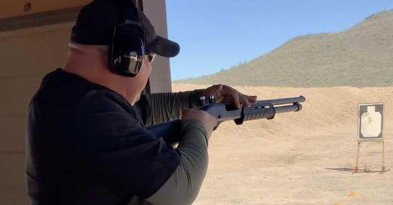 Tactical Shotgun Applications