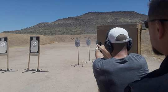 Tactical Handgun Level 1