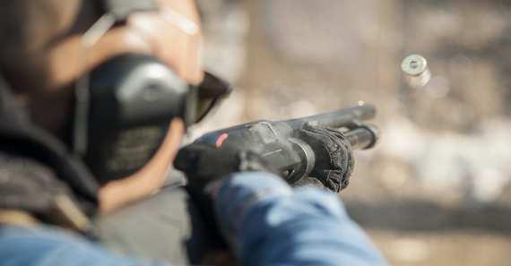Tactical Shotgun 2