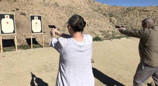 Firearms Proficiency Program
